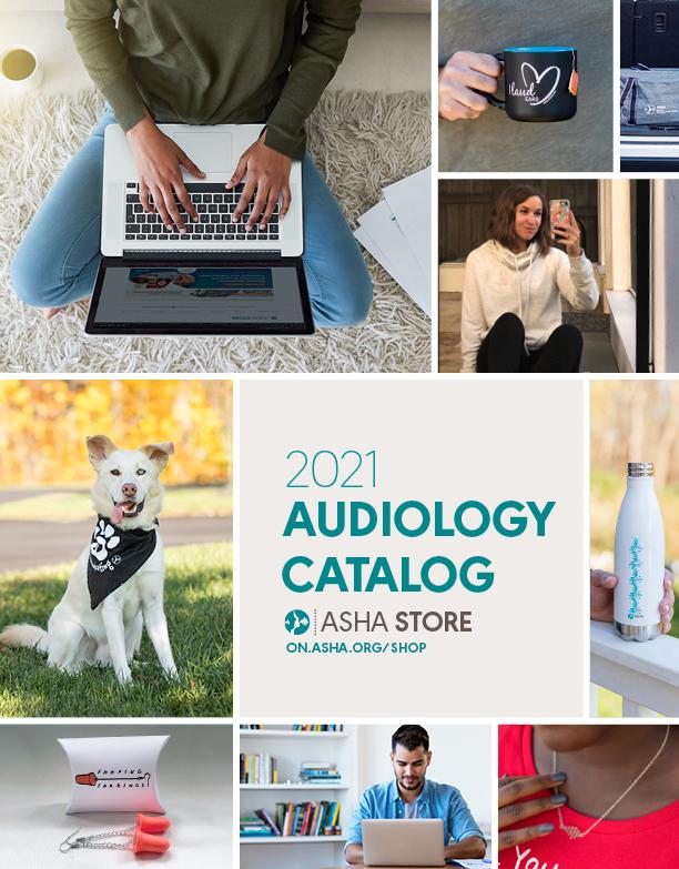 2021 Audiology Product Catalog