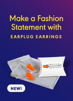 Earplug Earrings
