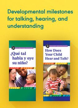 Hear and Talk Brochures
