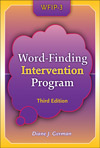 Word-Finding Intervention Program (WFIP-3), 3rd Edition
