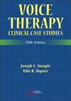 Voice Therapy: Clinical Case Studies, 5th Edition
