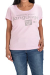 Watch Your Language Lavender T-Shirt