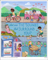 What Are the Sounds That Surround You? Poster