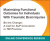 Be the Change: A Call for SLP Innovation in TBI Practice