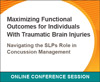 Navigating the SLPs Role in Concussion Management