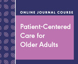 Patient-Centered Care for Older Adults